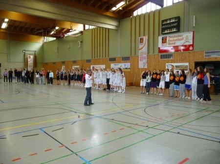 Vorstellung der WNBL TOP4 Teams 2010