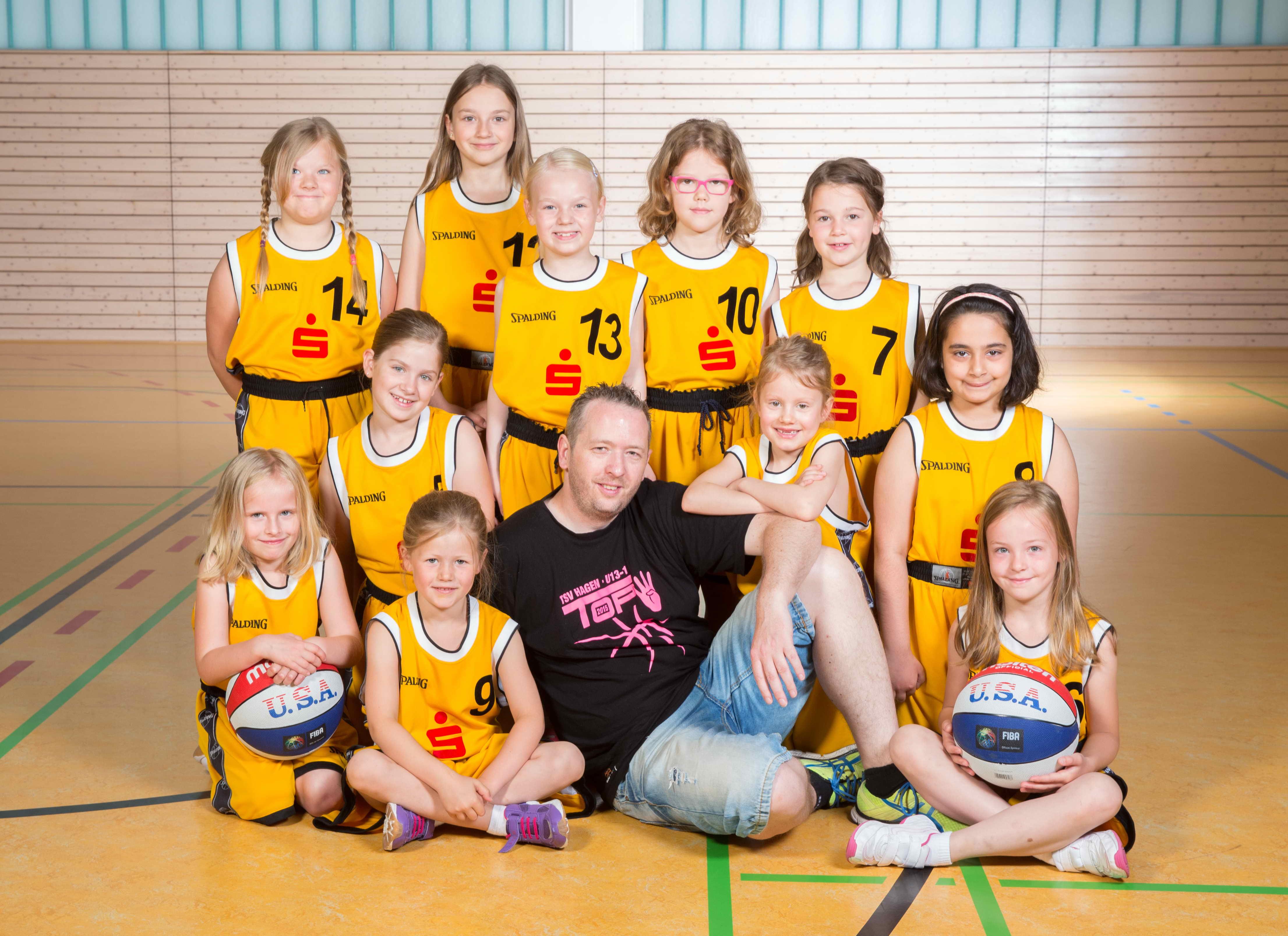 TSV Hagen Teamfoto U9