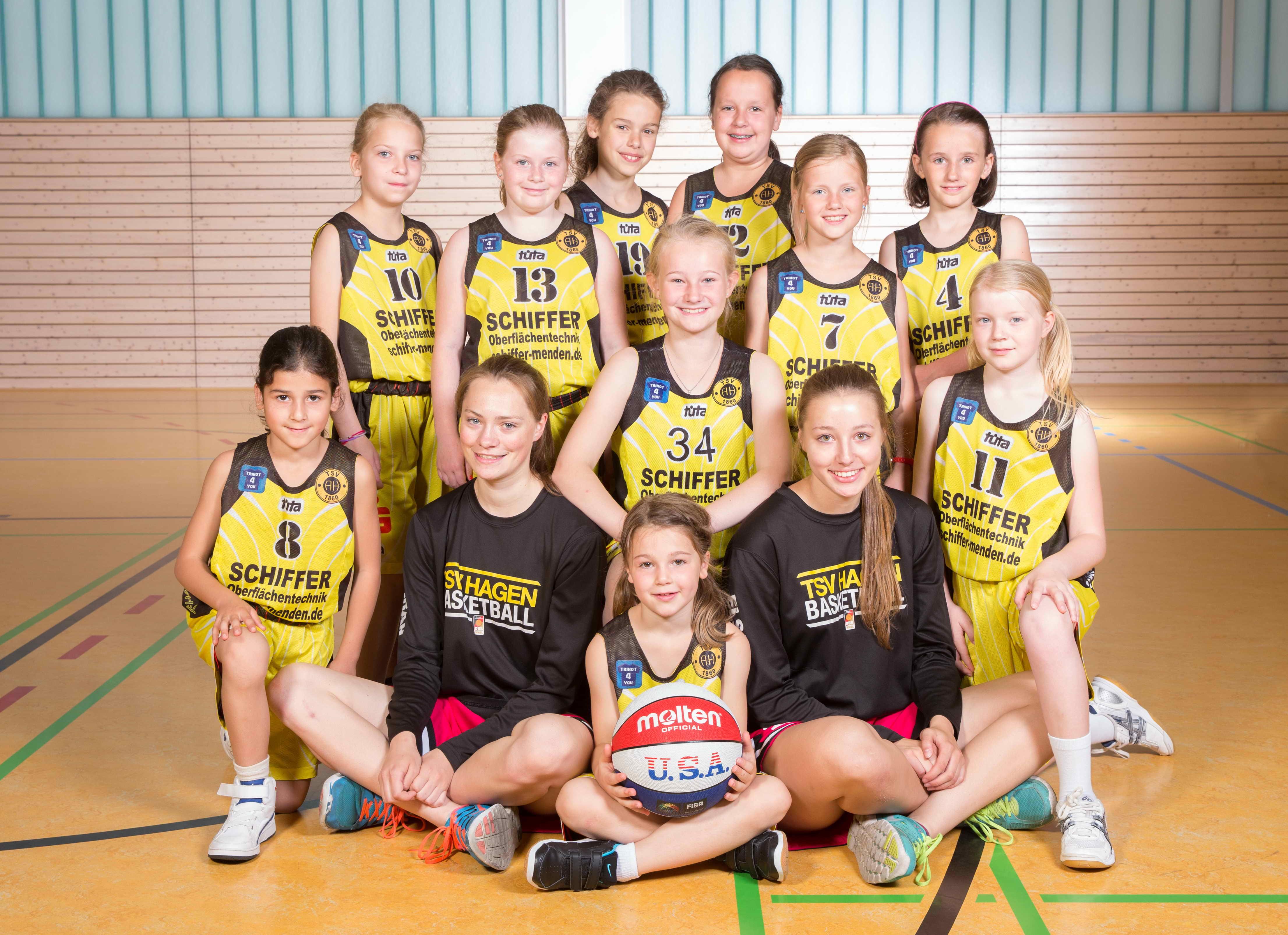 TSV Hagen Teamfoto U11