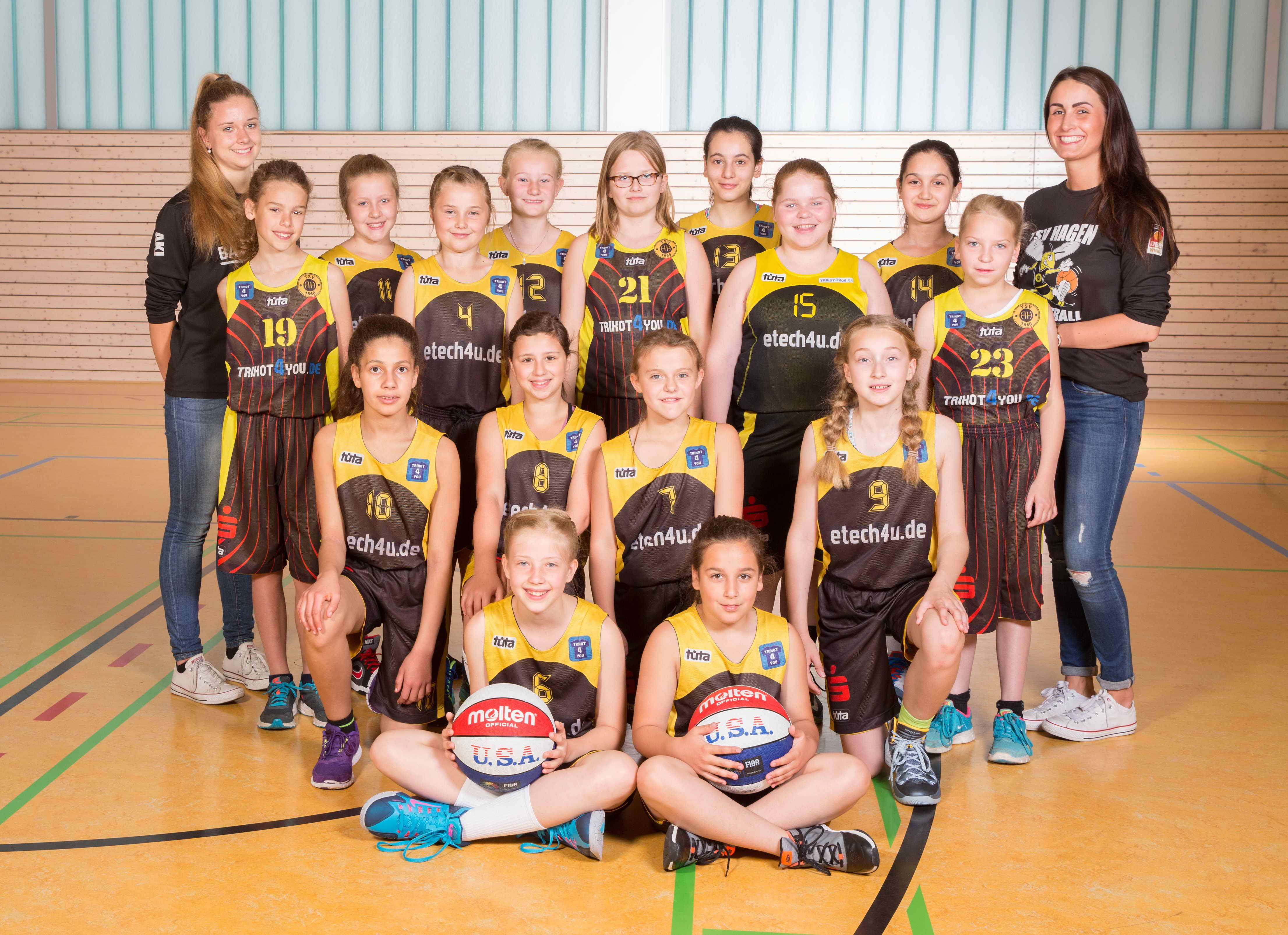 TSV Hagen Teamfoto U12