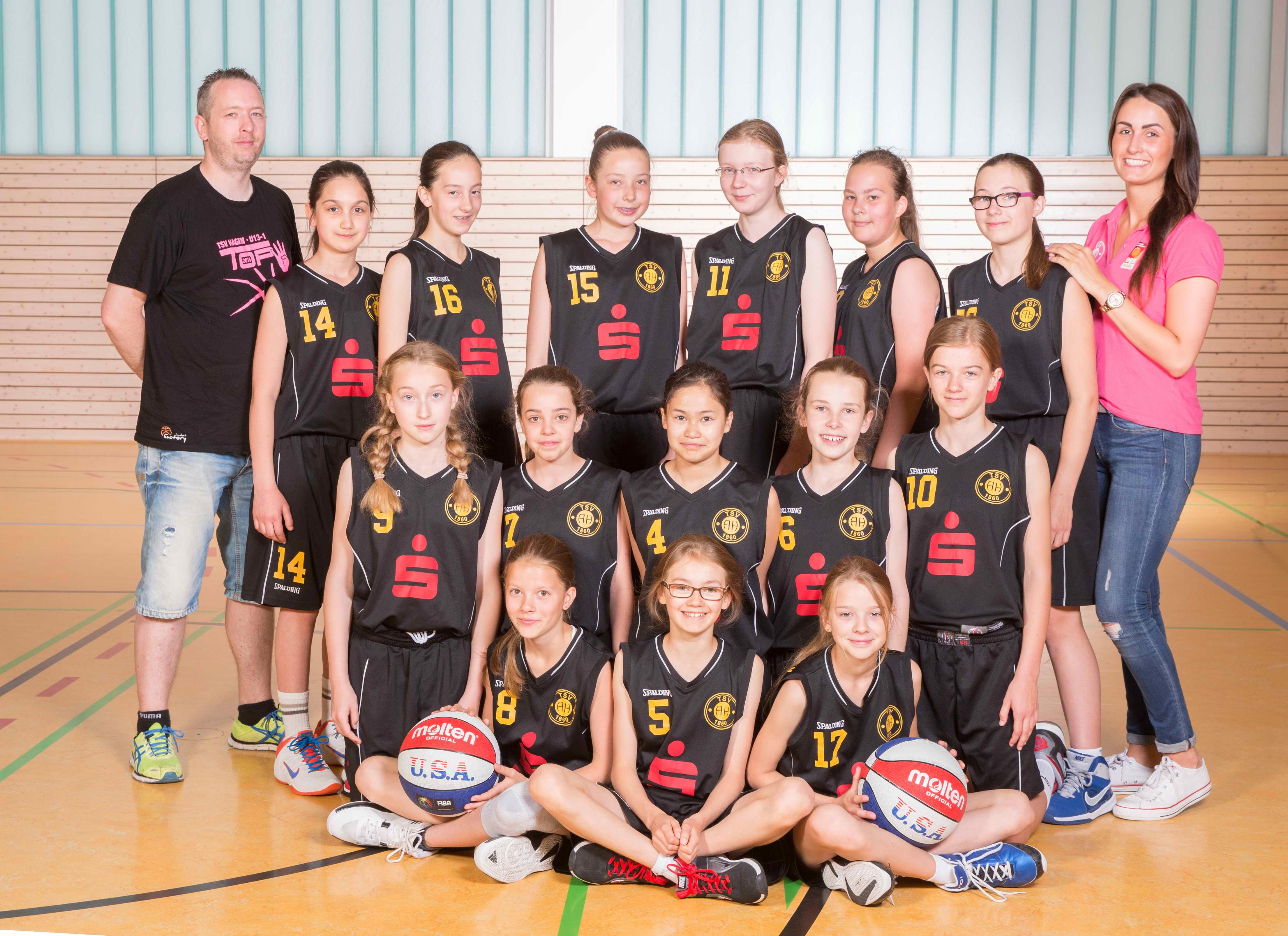 TSV Hagen Teamfoto U13