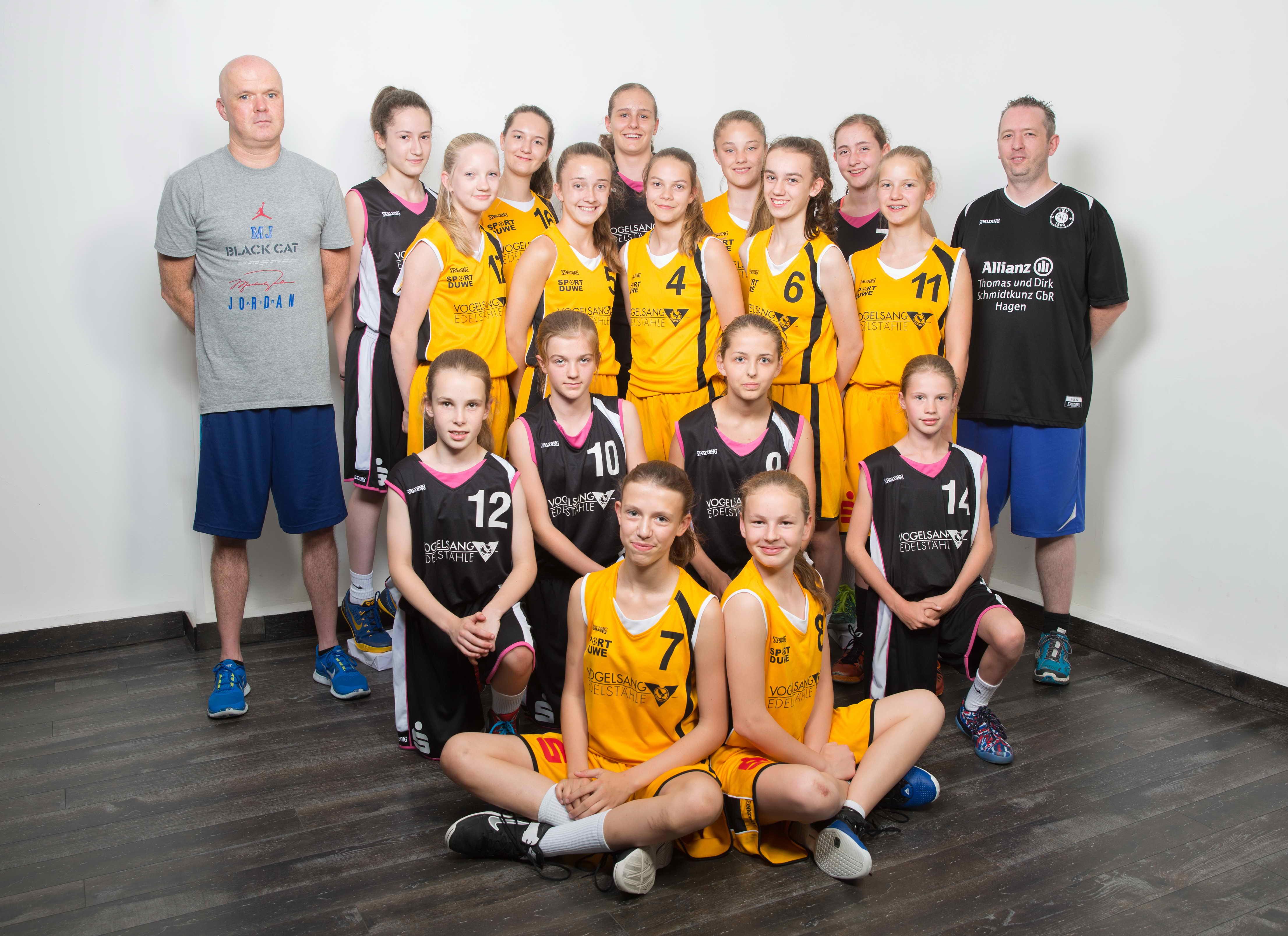 TSV Hagen Teamfoto U15/1