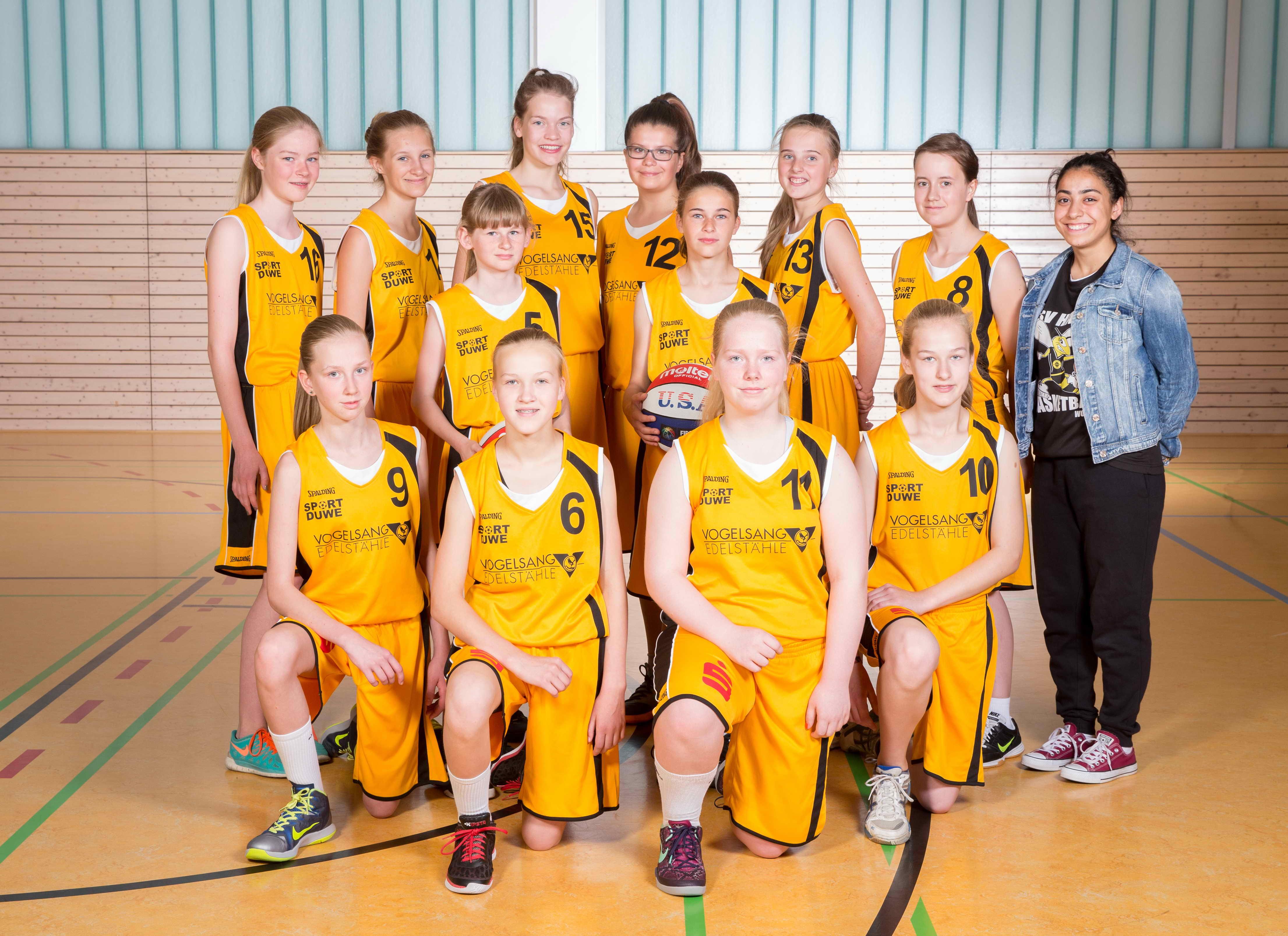 TSV Hagen Teamfoto U15/2