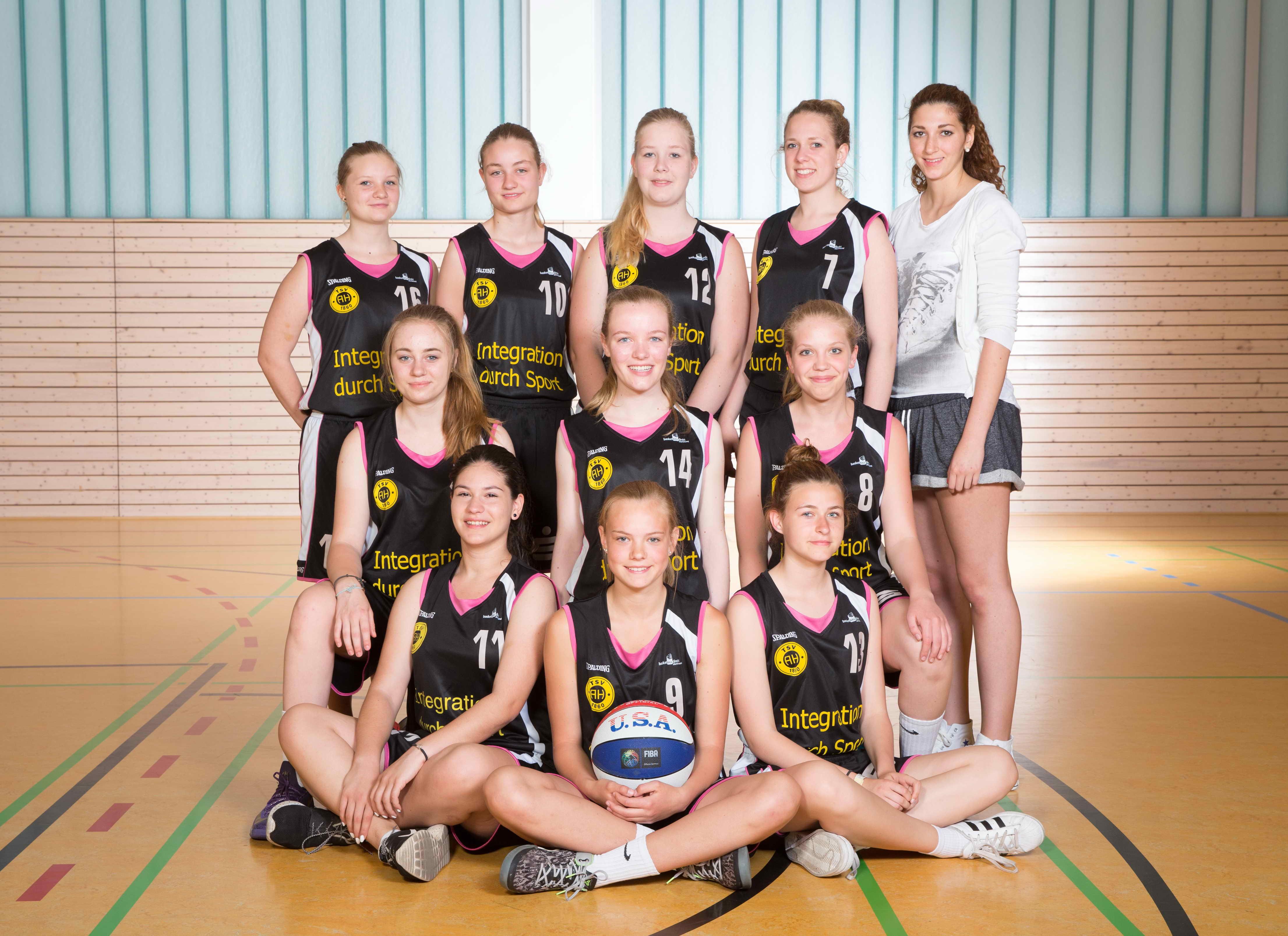 TSV Hagen Teamfoto U17/2
