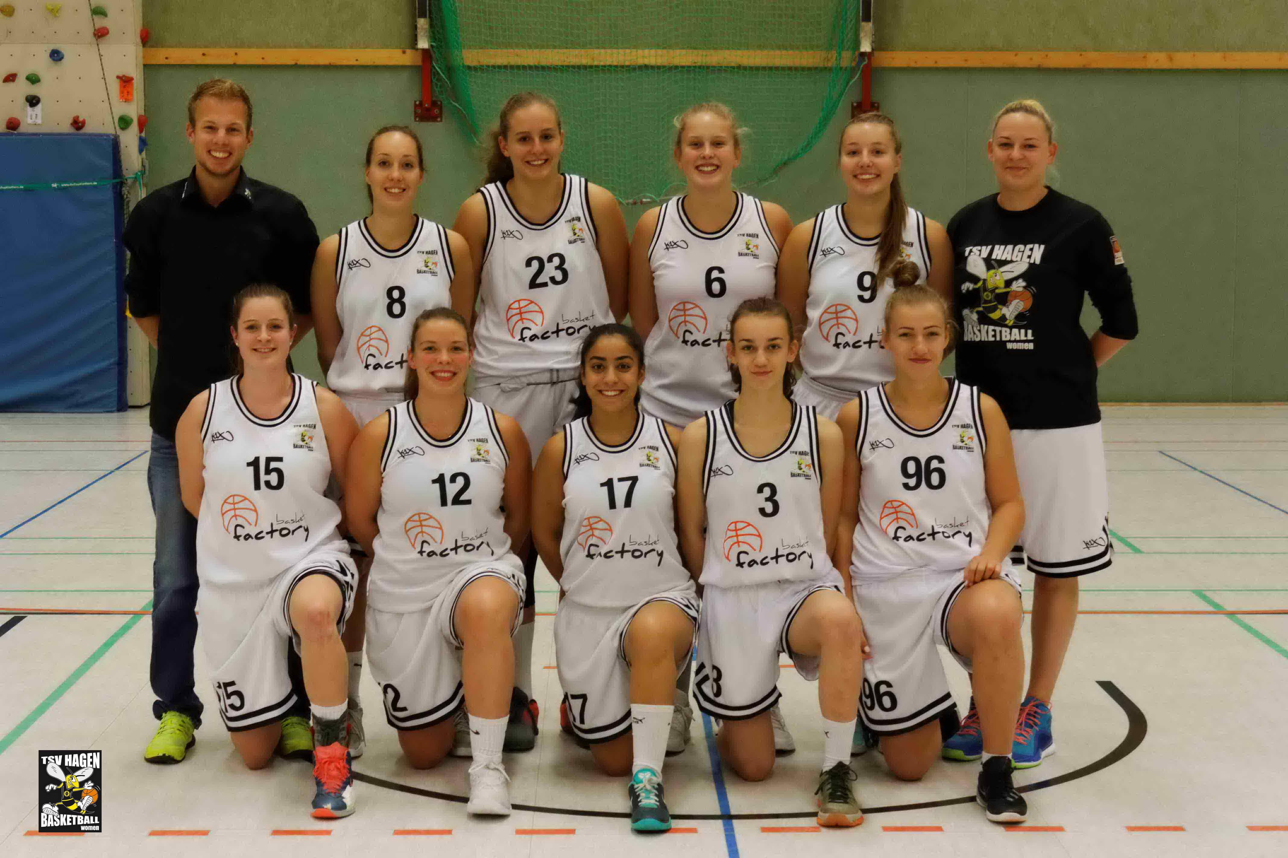 Teamfoto RLD Saison 2016/2017