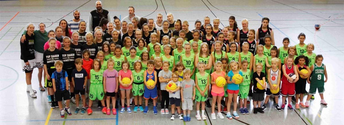 TSV Hagen 1860 – Damen-Basketball