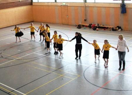 U11 Sieg gegen Homberg (09/10)
