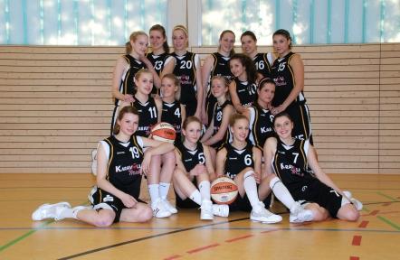 Neues Foto der U17-1 Mannschaft 2009/10