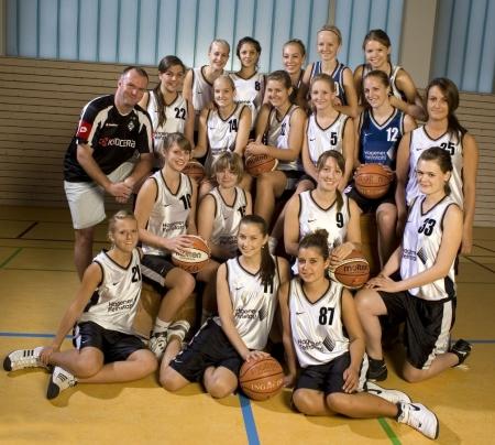 2. Damen Mannschaft 2009/10