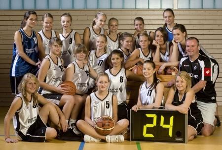 3. Damen Mannschaft 2009/10
