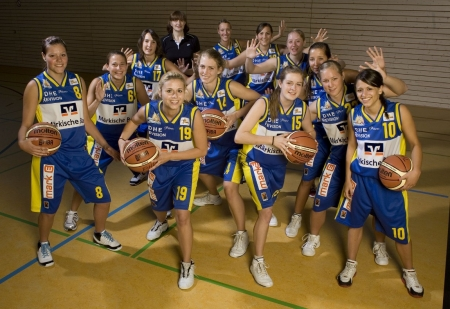 Phoenix Ladies 2009/10