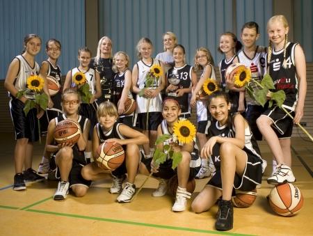 U13-2 Mannschaft 2009/10