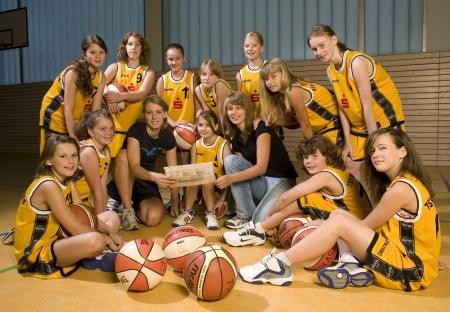 U13-3 Mannschaft 2009/10