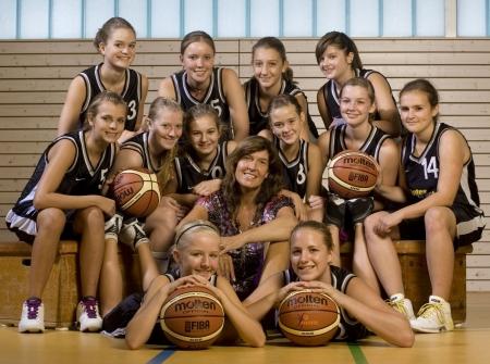 U15-1 Mannschaft 2009/10