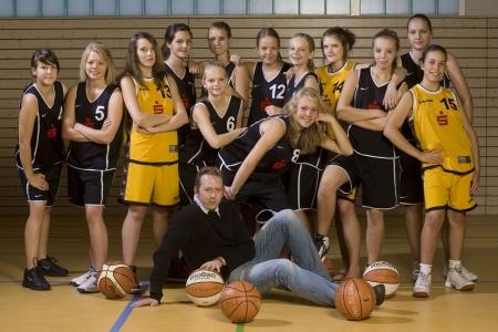 U17-2 Mannschaft 2009/10