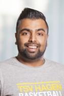 Trainer Sajeevan Sarangan