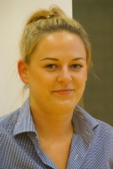 Trainerin Justyna Kovalik