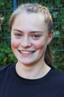 Trainerin Sarah Lueckenotte