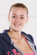 Trainerin Pauline Grunert